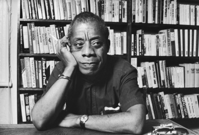 UNITED STATES - JUNE 01: Author James Baldwin (Photo by Ted Thai/The LIFE Picture Collection/Getty Images)