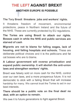 20181013 1329050 aa0807h the left against brexit leaflet p1 E77675F8X111378_10132018_201233_013066